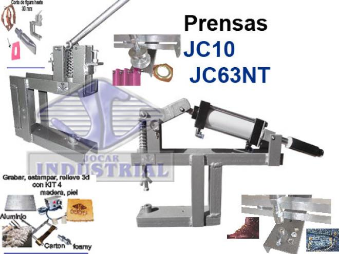 Maquinas JC